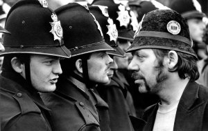 Orgreave, 1984 by Don McPhee